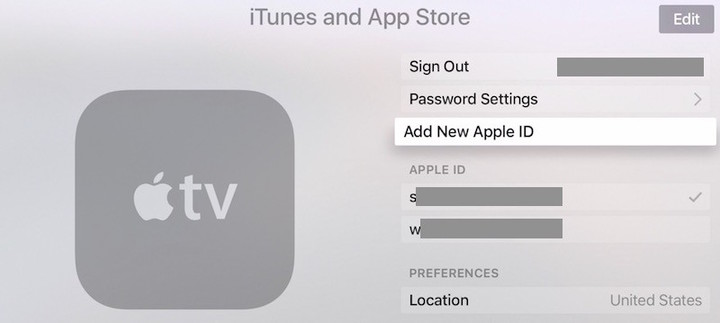 app store how to add country on apple id